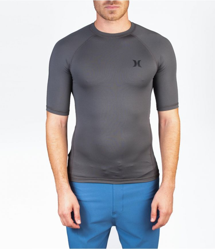 PRO LIGHT TOP S/S - MEN |IRON GREY|XXL
