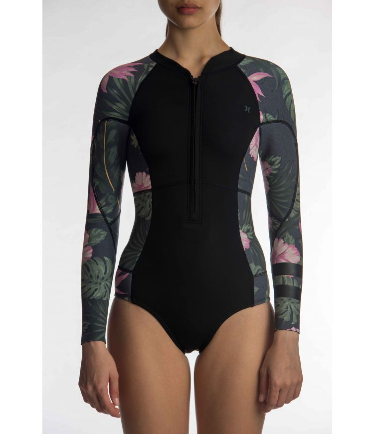 ADVANTAGE PLUS 2MM SPRINGSUIT - WOMEN|ANTHRACITE|4