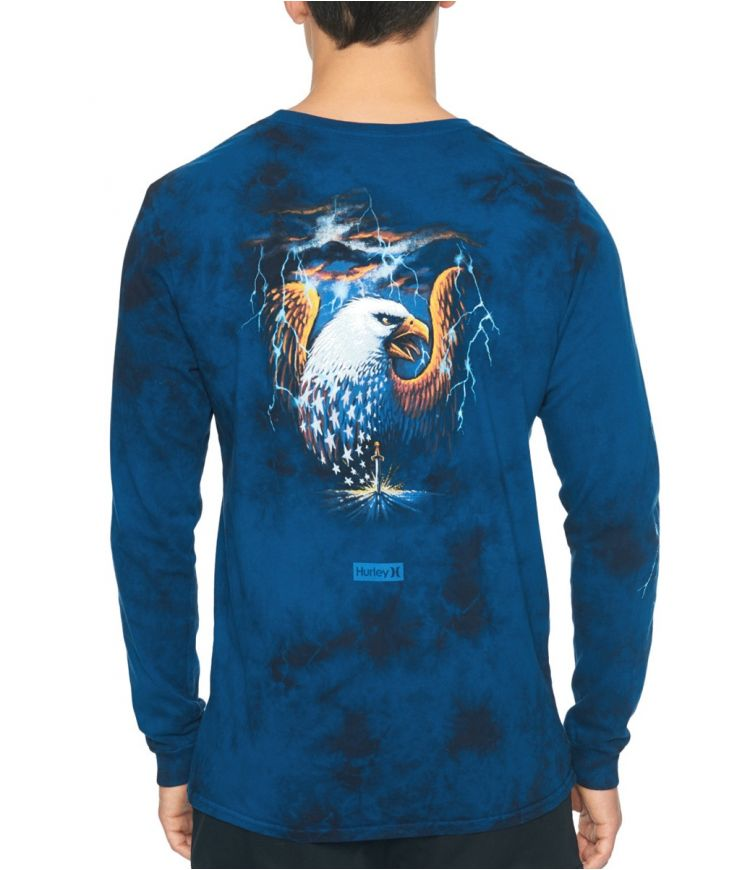 ANDINO PRO SERIES TEE L/S - MEN|GAME ROYAL|XL