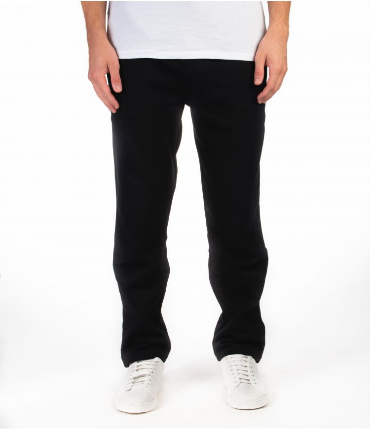 ONE & ONLY FLEECE PANT - MEN|BLACK|XL