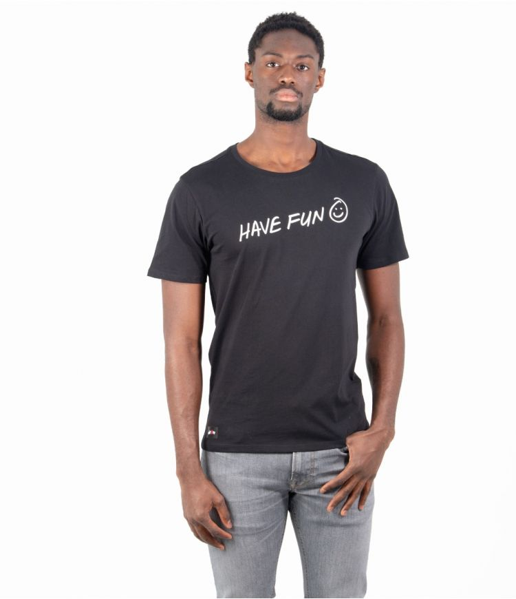 HAVE FUN S/S - MEN|BLACK|L