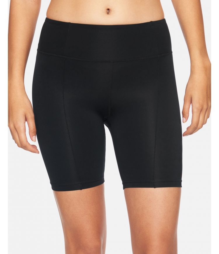 ONE & ONLY HYBRID 7' SHORT - WOMEN |BLACK|XS