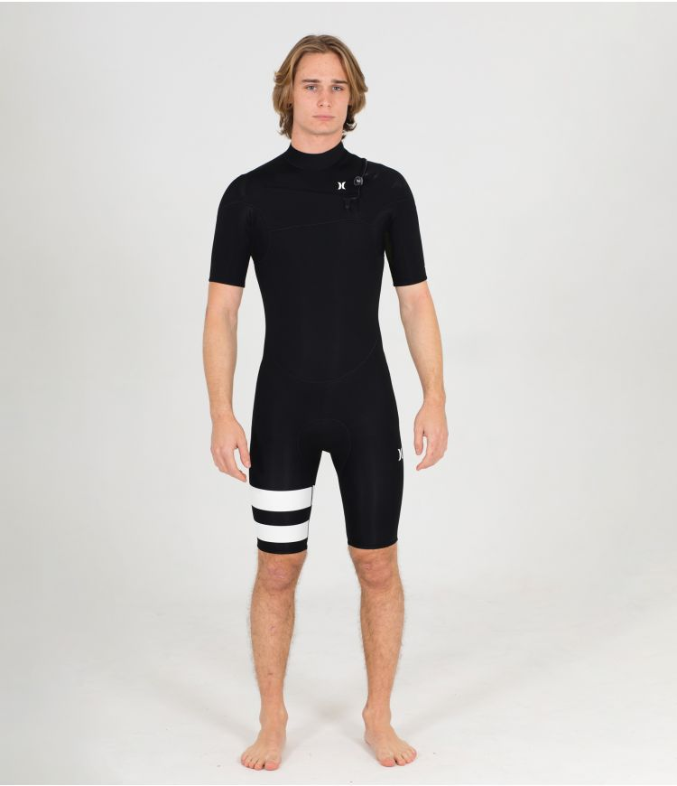 ADVANTAGE PLUS 2/2MM SS SPRINGSUIT - MEN|BLACK|XL