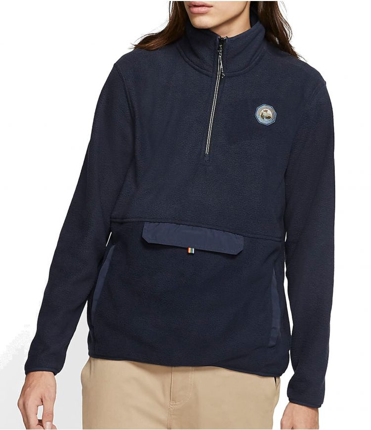 PENDLETON SHERPA TRACK FLEECE - MEN |OBSIDIAN|S