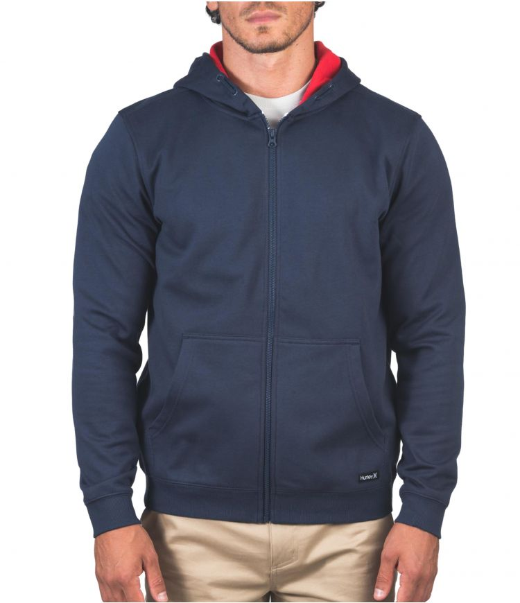 THERMA PROTECT FULL ZIP 2.0 - MEN|OBSIDIAN|L