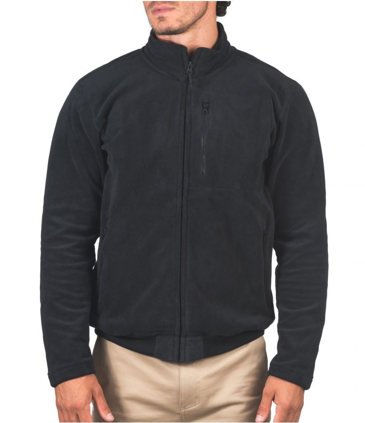 THERMA POLAR FLEECE - MEN|BLACK|S