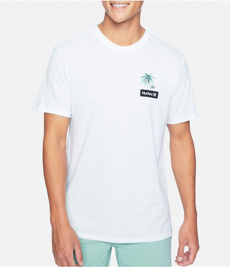 DRI-FIT CHILLAXING S/S - MEN |WHITE|S