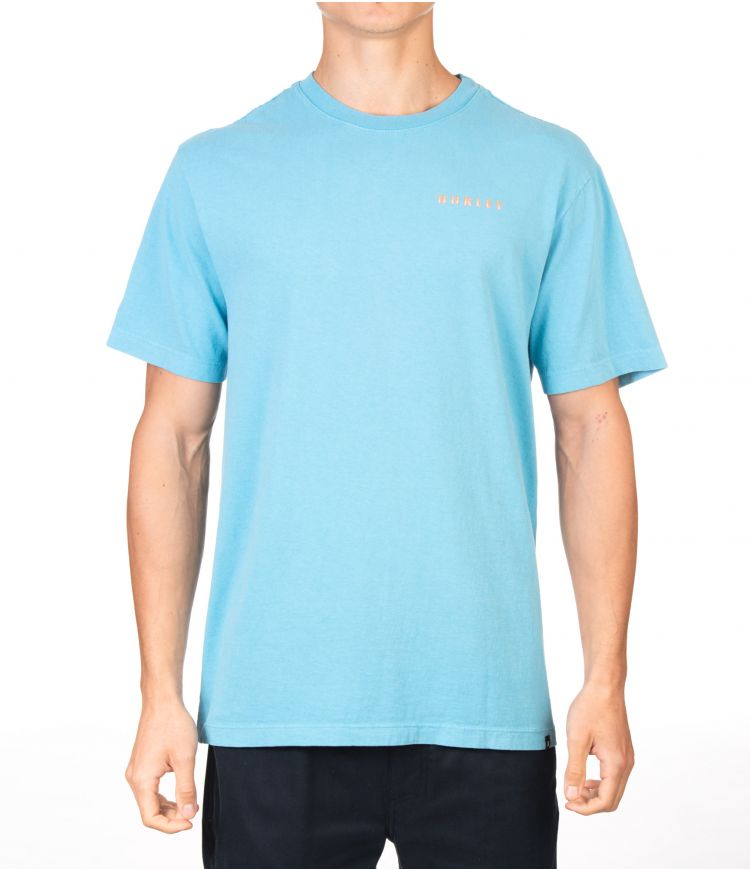 BOXY SUNBURN S/S - MEN|BLUE BEYOND|XL