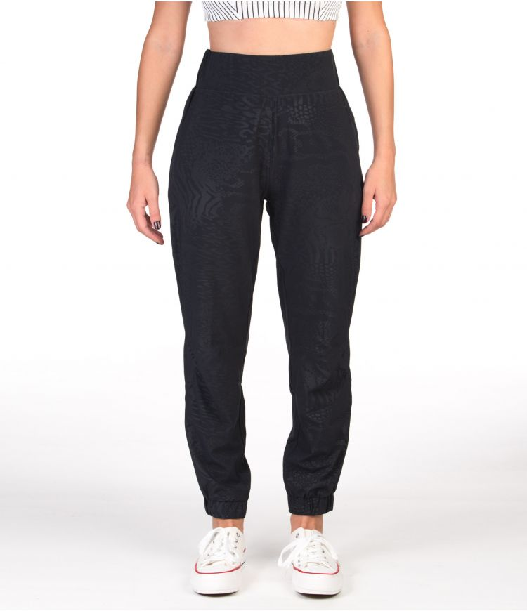 ICON AQUAS JOGGER - WOMEN|BLACK/WHITE/WHITE|XS