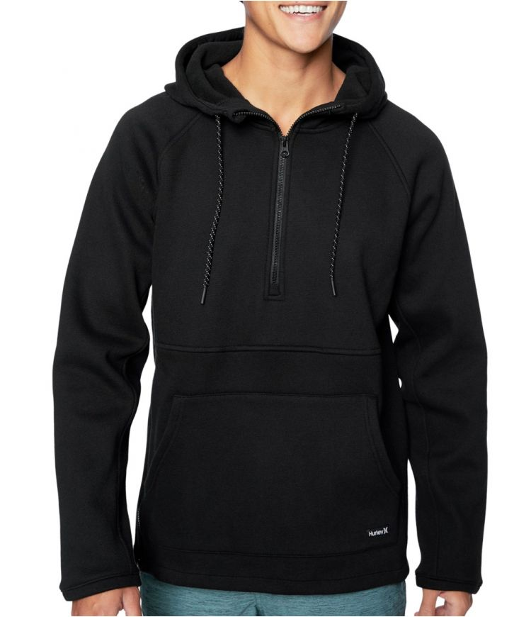 THERMA ENDURE KNIGHT PULLOVER - MEN|BLACK|XXL