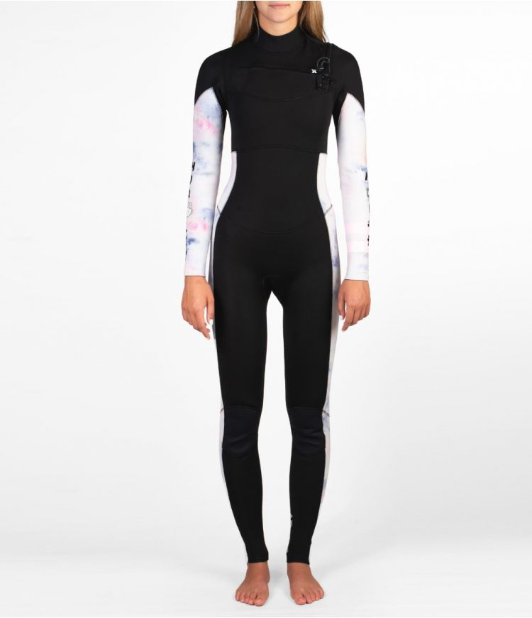 HELLO KITTY 3/2MM FULLSUIT - WOMEN|BLACK|6