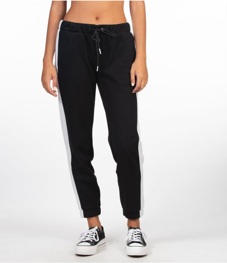 THERMA FLEECE JOGGER - WOMEN|BLACK|XS