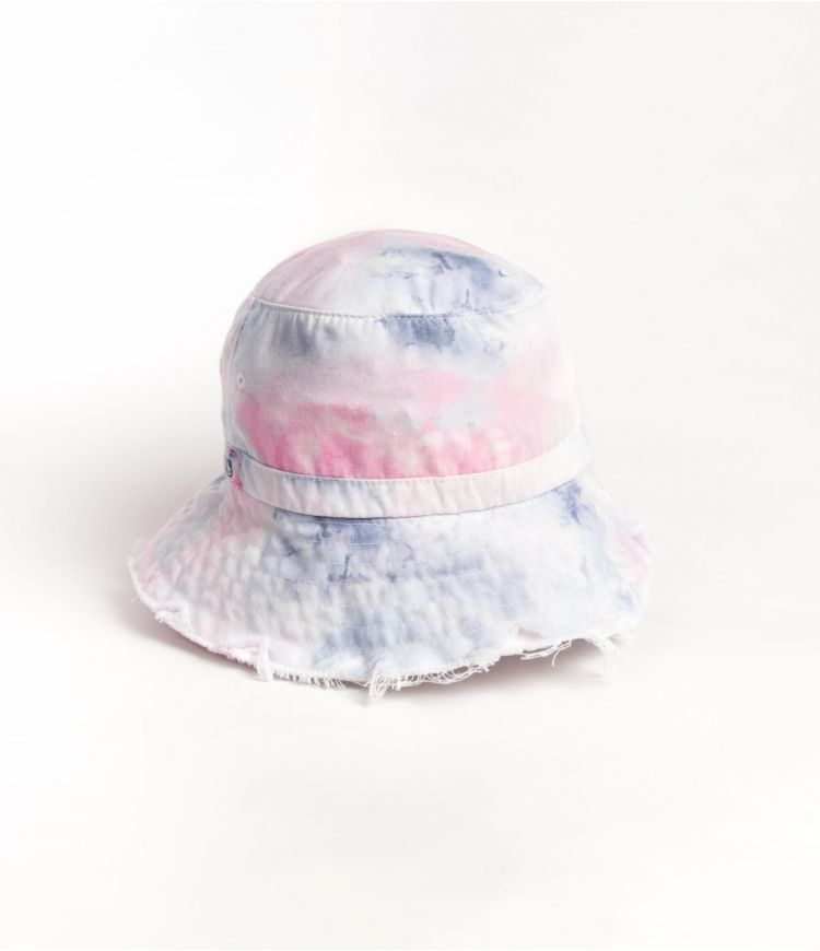 HELLO KITTY BUCKET HAT - WOMEN|PINK FOAM|1SIZE