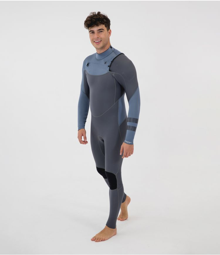 ADVANTAGE PLUS 4/3MM FULLSUIT - MEN|SMOKE GREY|S