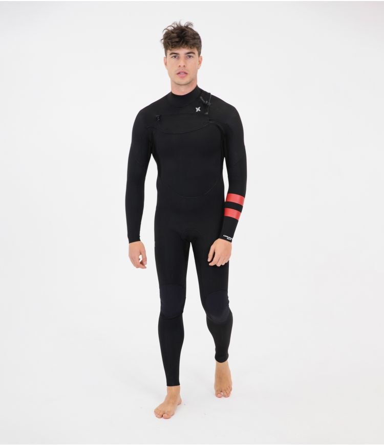 ADVANTAGE 3/2MM FULLSUIT - MEN|BLACK|LS