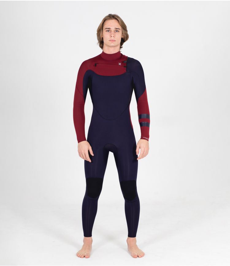 ADVANTAGE 3/2MM FULLSUIT - MEN|OBSIDIAN|LT