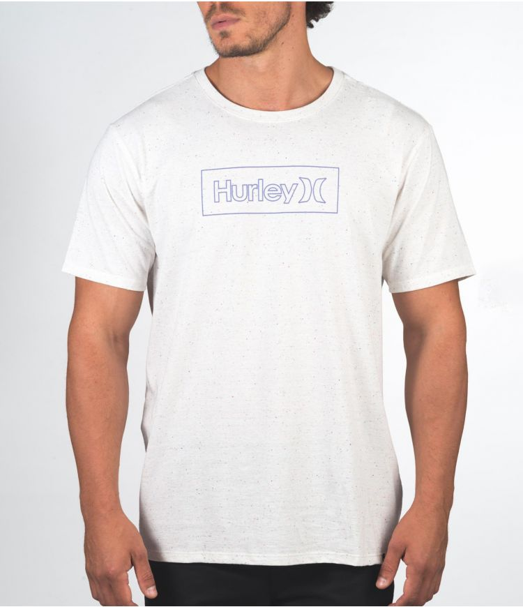 REC ONE & ONLY OUTLINE BOXED S/S - MEN|WHITE|XXL