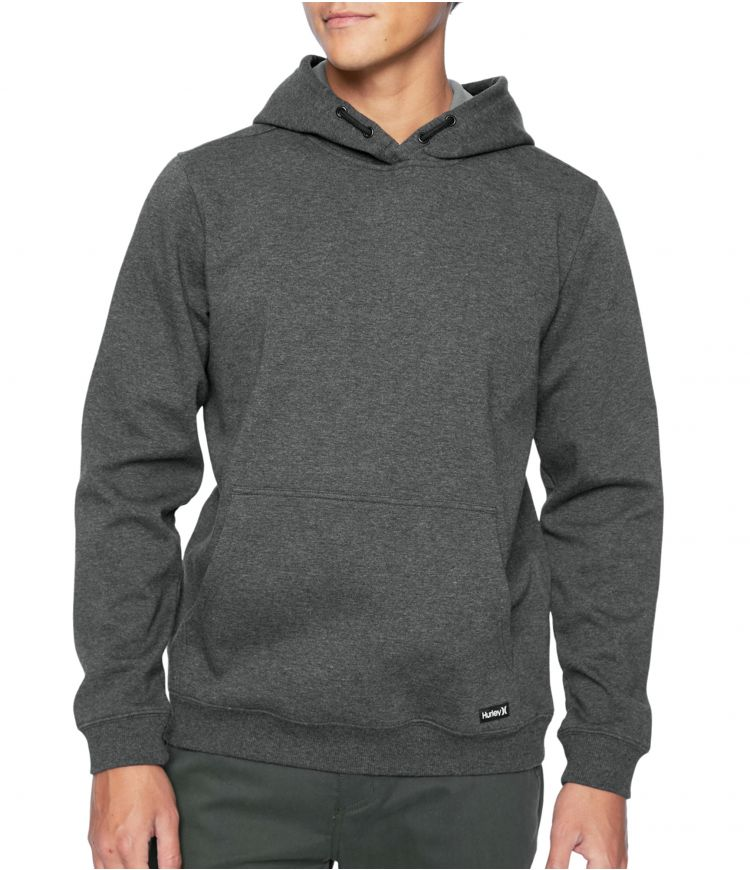 THERMA PROTECT PULLOVER 2.0 - MEN|BLACK HEATHER|XXL