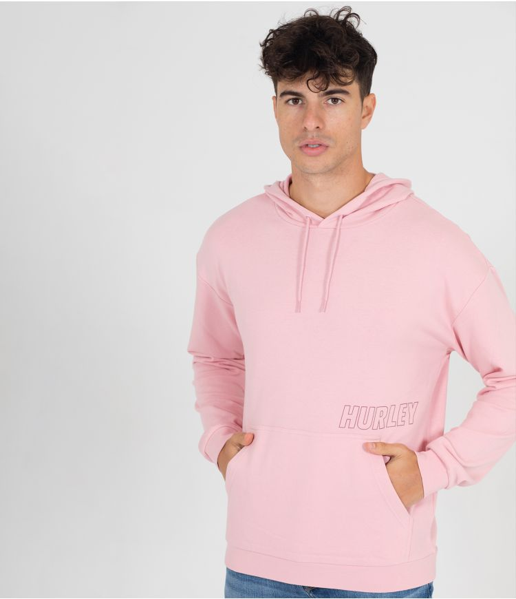 LAZY DAYS PULLOVER - MEN|PINK GAZE|L