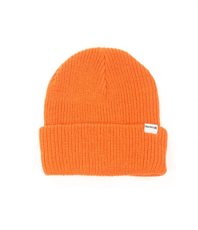 HARBOR BEANIE - MEN|MANTRA ORANGE|1SIZE
