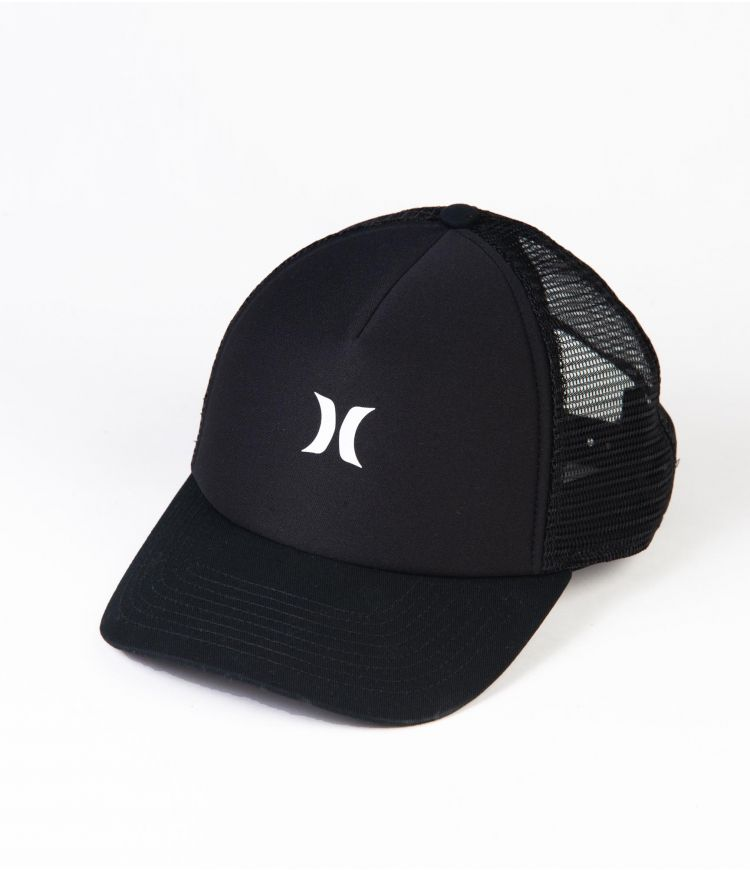 HURLEY ICON TRUCKER HAT - WOMEN|BLACK|1SIZE