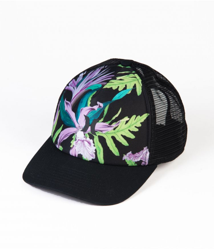 HURLEY ICON TRUCKER HAT - WOMEN|LILAC ICE|1SIZE