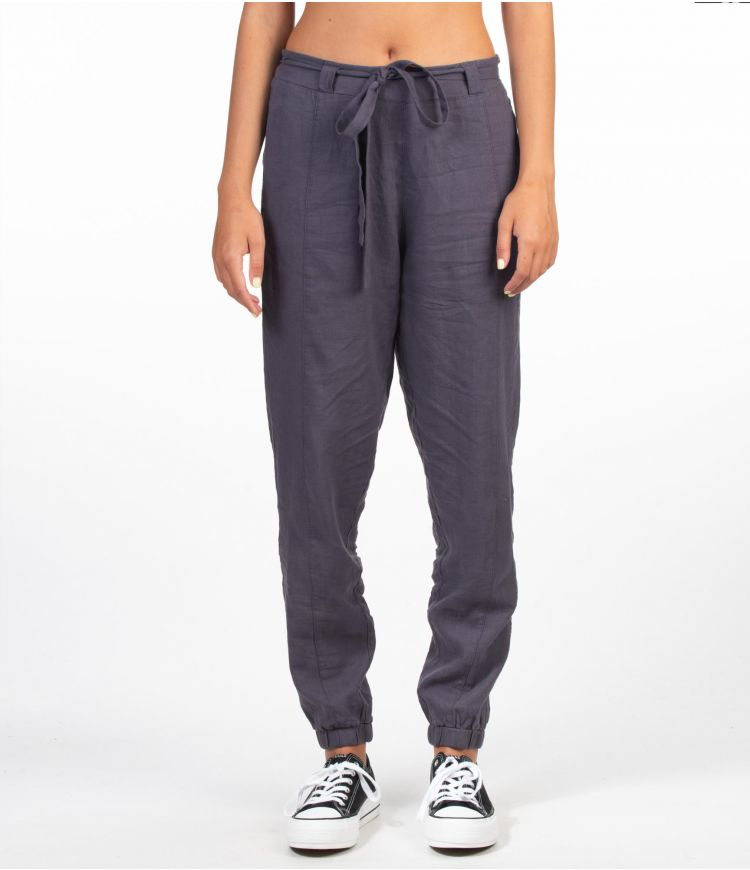 ICON BRONTE JOGGER - WOMEN|THUNDER GREY|S