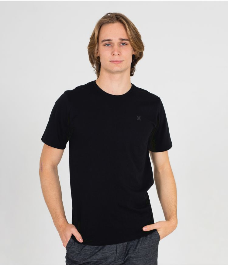 EVERYDAY EXPLORE ICON REFLECTIVE S/S  - MEN |BLACK|L