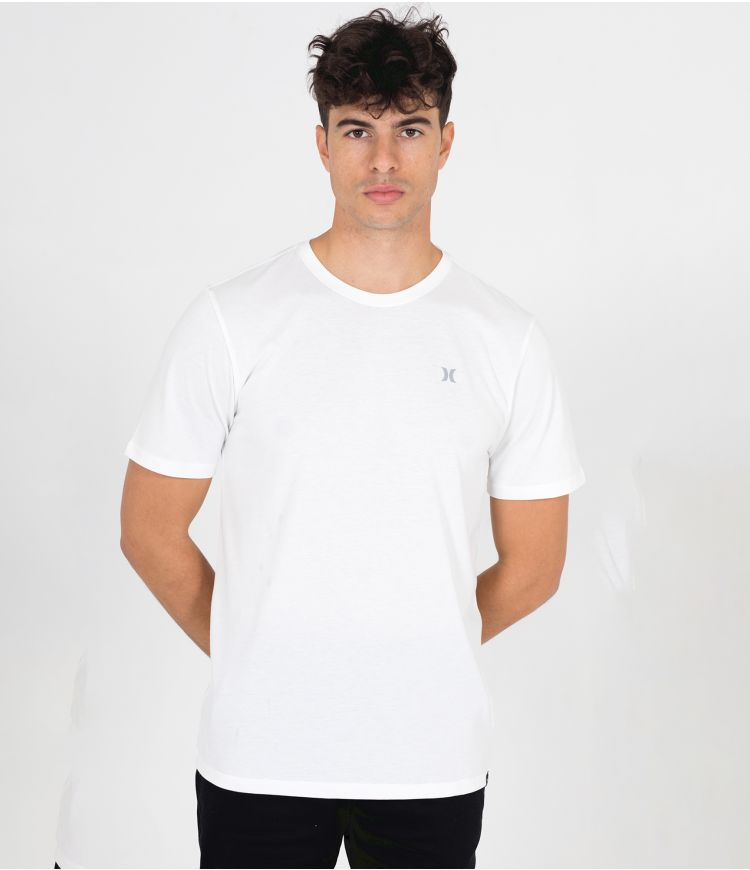EVERYDAY EXPLORE ICON REFLECTIVE S/S  - MEN |WHITE|L