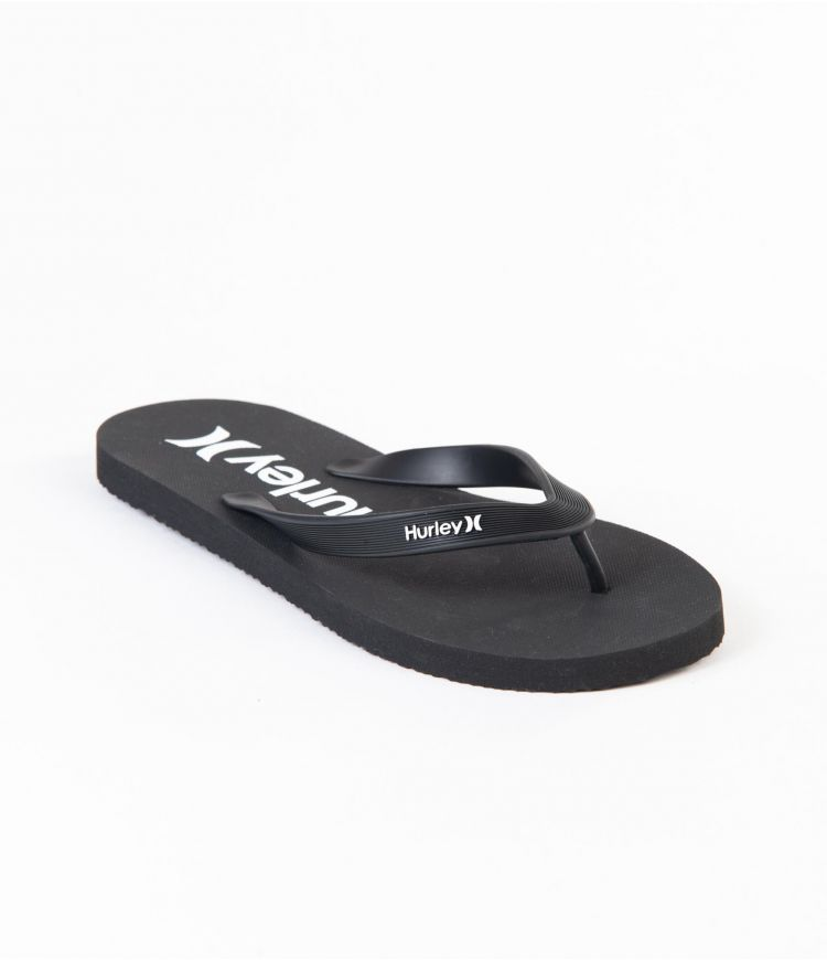 ONE & ONLY FLIP FLOP - MEN|BLACK|8