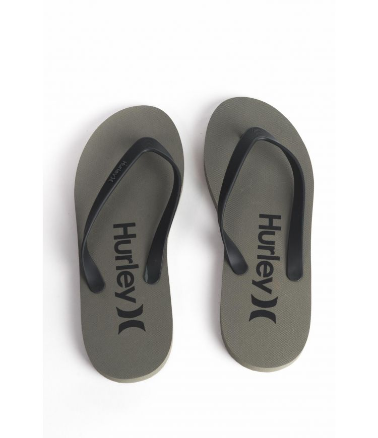 ONE & ONLY FLIP FLOP - MEN|LE GREY HEATHER|10