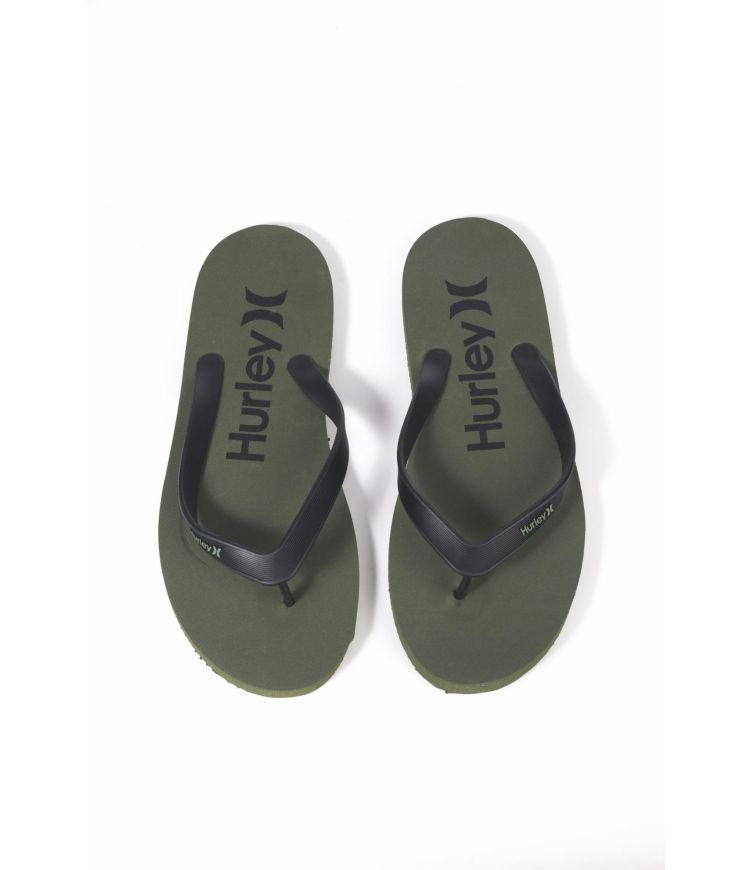 ONE & ONLY FLIP FLOP - MEN|VINTAGE GREEN|11