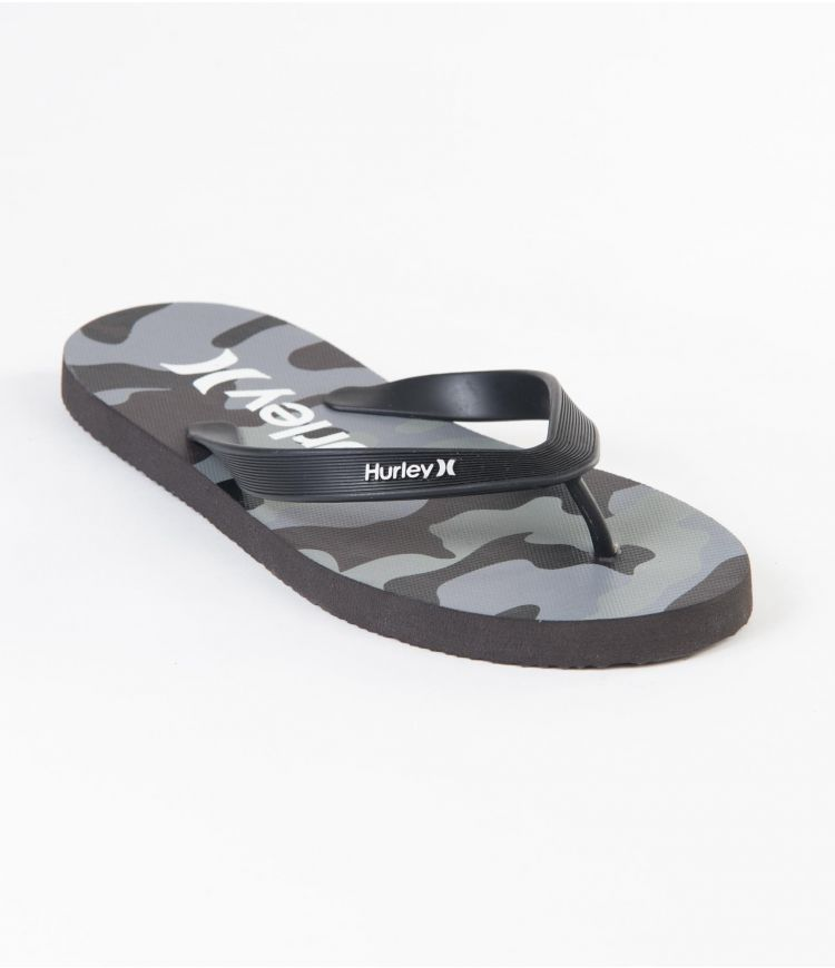 ONE & ONLY CAMO FLIP FLOP - MEN|LE GREY HEATHER|10