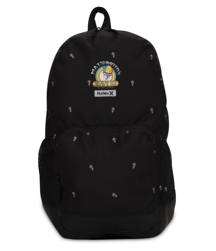 U MATSUMOTO BLOCKADE II BACKPACK |BLACK|1SIZE