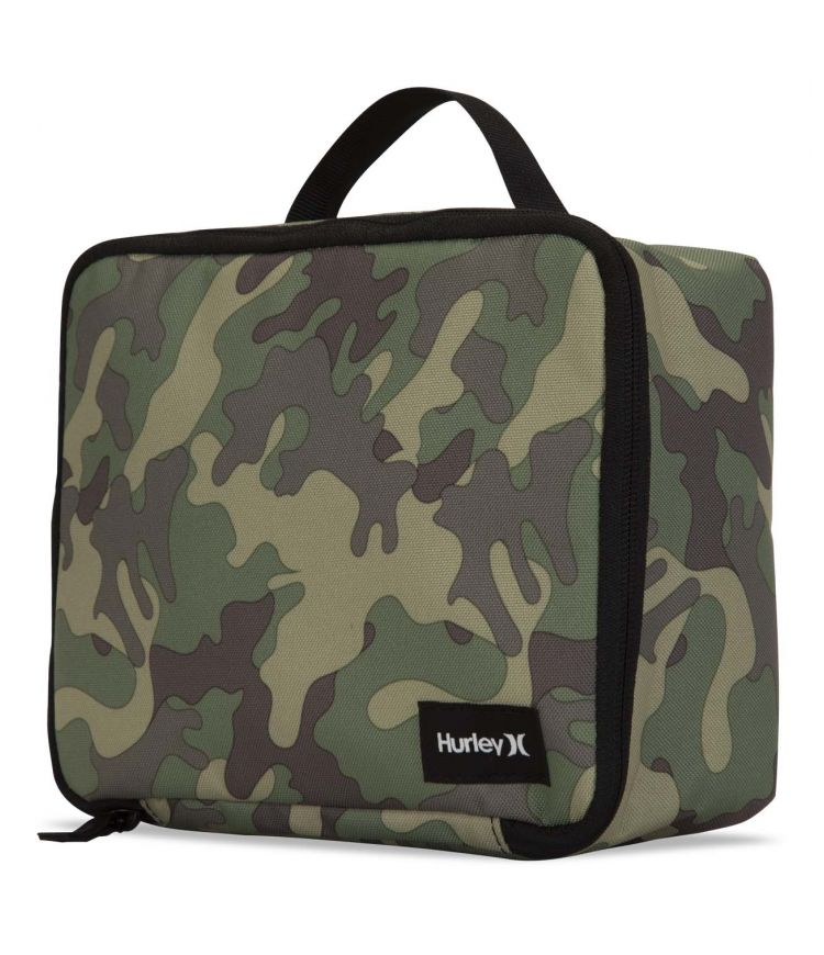 ONE & ONLY PRINTED LUNCH KIT  MEDIUM OLIVE 1SIZE