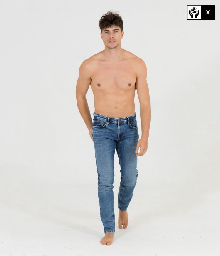 CYRUS OCEANCARE DENIM PANT - MEN|DENIM WQ2|36