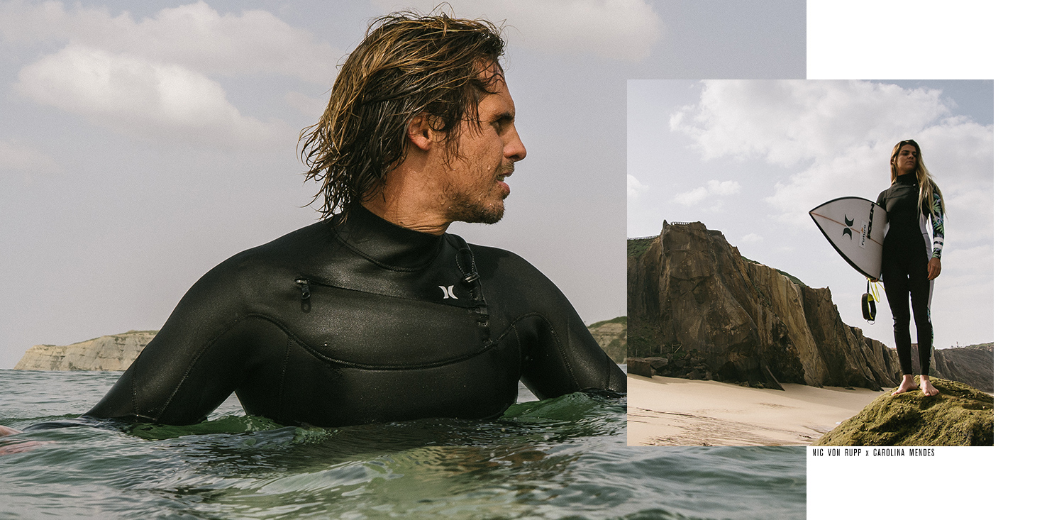 Win a Hurley wetsuit